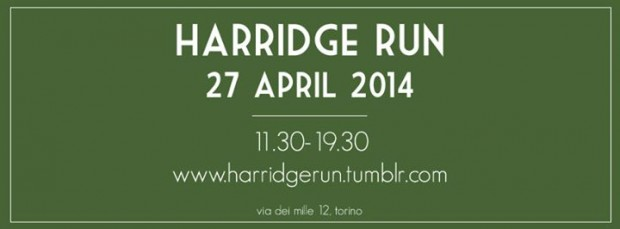 Harridge run evento