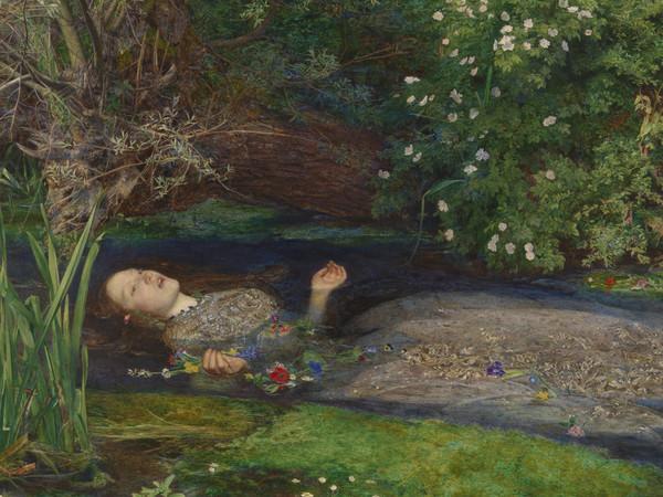 Ofelia di John Everett Millais