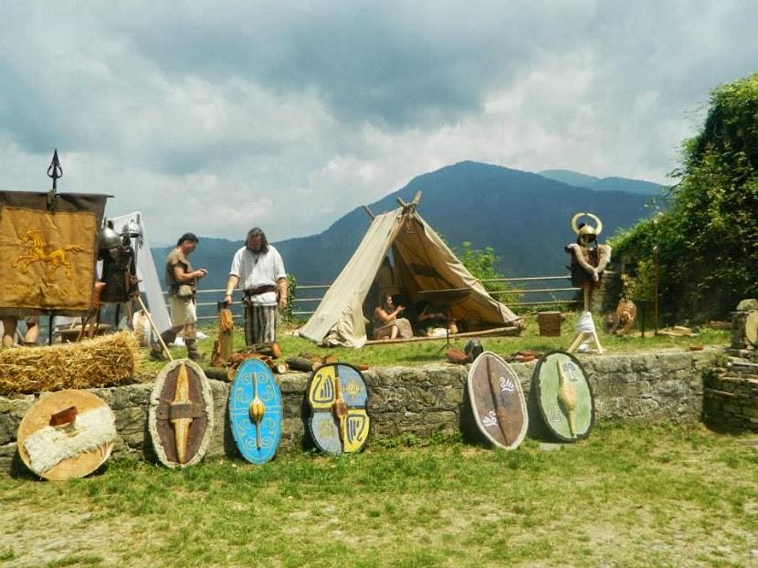 I Taurini: popolo dei monti