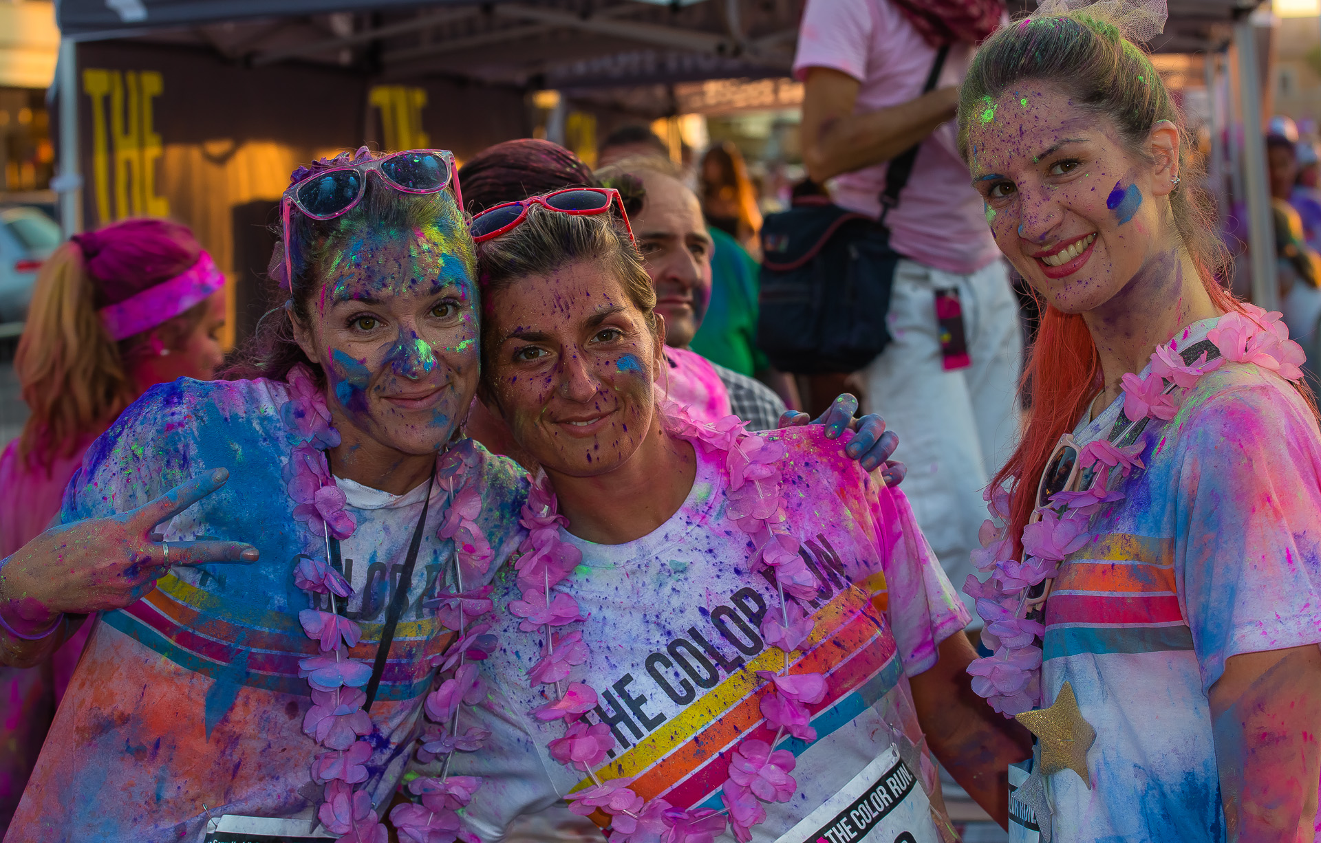 Color run Milano Marittima