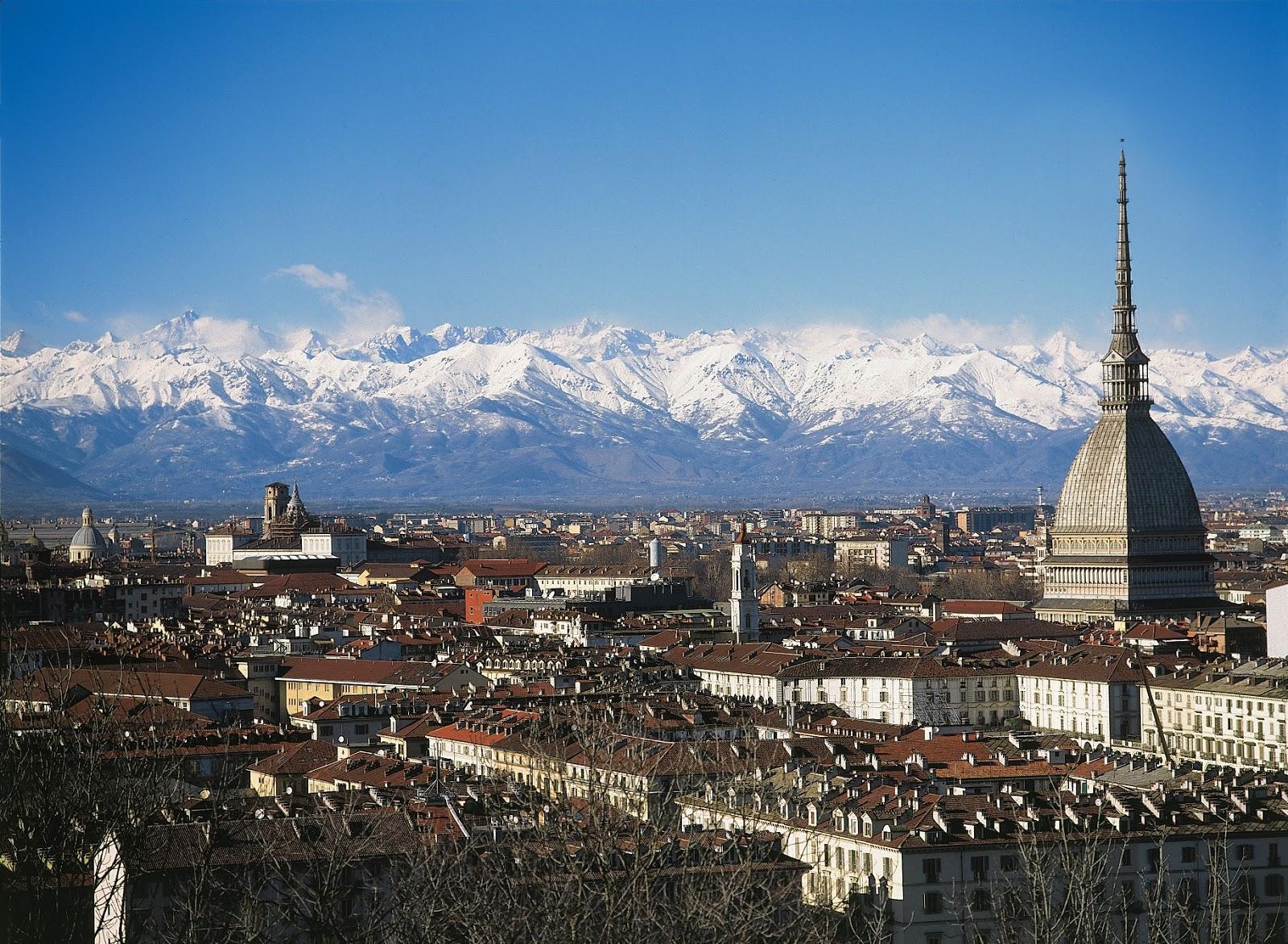 skyline Torino