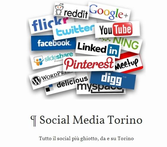 Social Media Torino