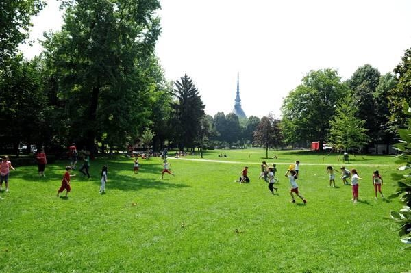 Parco del Valentino - Sport a Torino