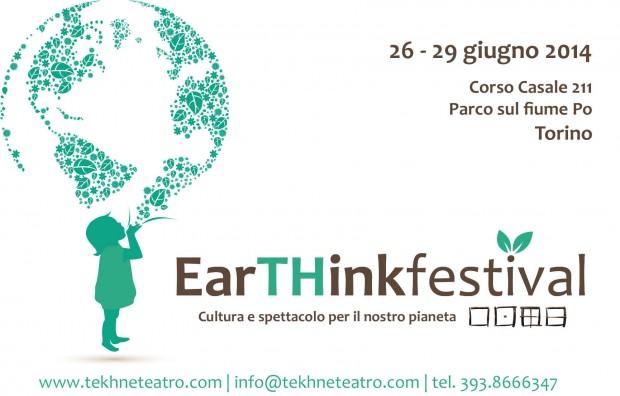 Torino è green con l'Earthink festival