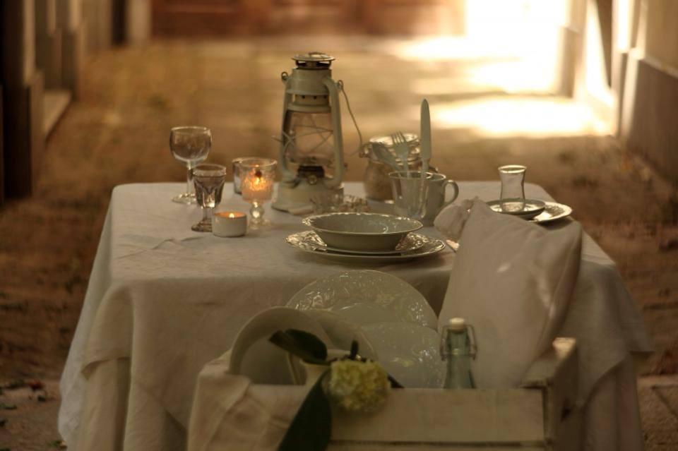 tavola Cena in Bianco Torino