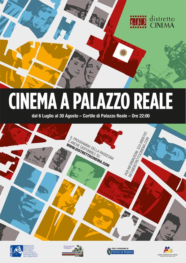Lezioni di Cinema a Torino con la rassegna a Palazzo Reale