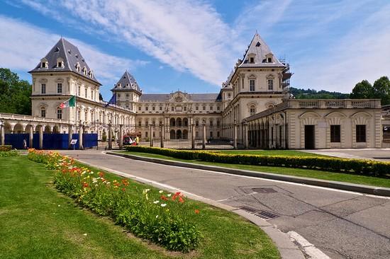 castello facoltà architettura Valentino Torino