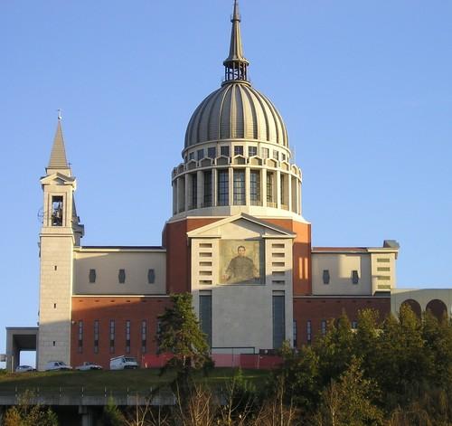 Basilica colle Don Bosco