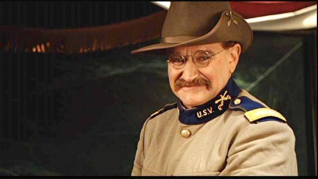 Robin Williams - Una notte al museo