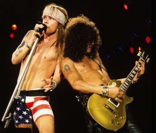 Slash guns n roses