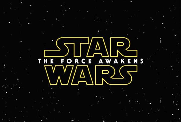 Star Wars 7 The Force Awakens