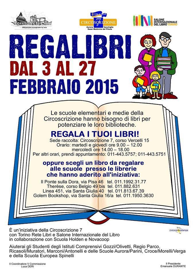 Previsioni del web per Torino: libri, concorsi e alchimie al femminile