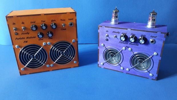 Xander Electronics: amplificatori portatili a Torino