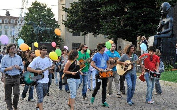 reset marcia delle chitarre