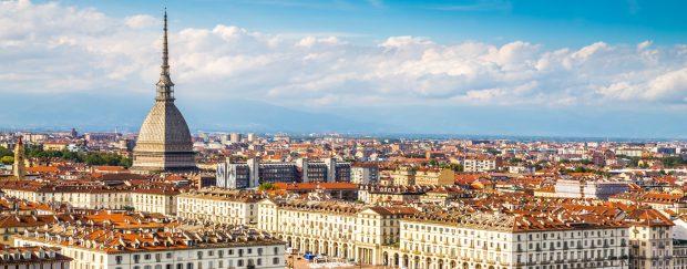 La Mole Antonelliana e Torino