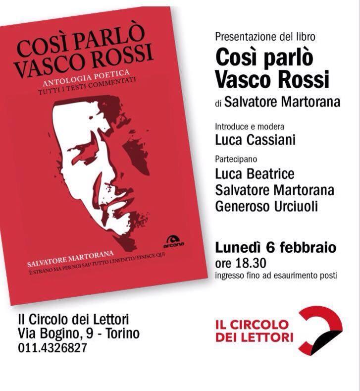 Così parlò Vasco Rossi: intervista a Salvatore Martorana