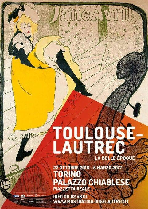 Toulouse Lautrec - Torino