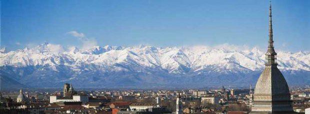 skyline di Torino
