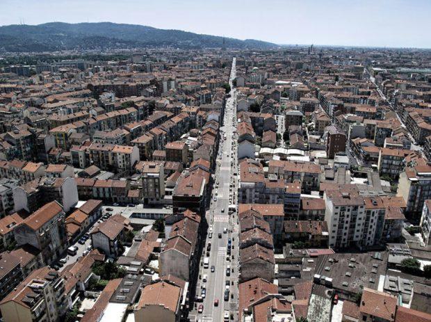 asse nord Torino