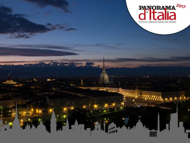 Panorama a Torino