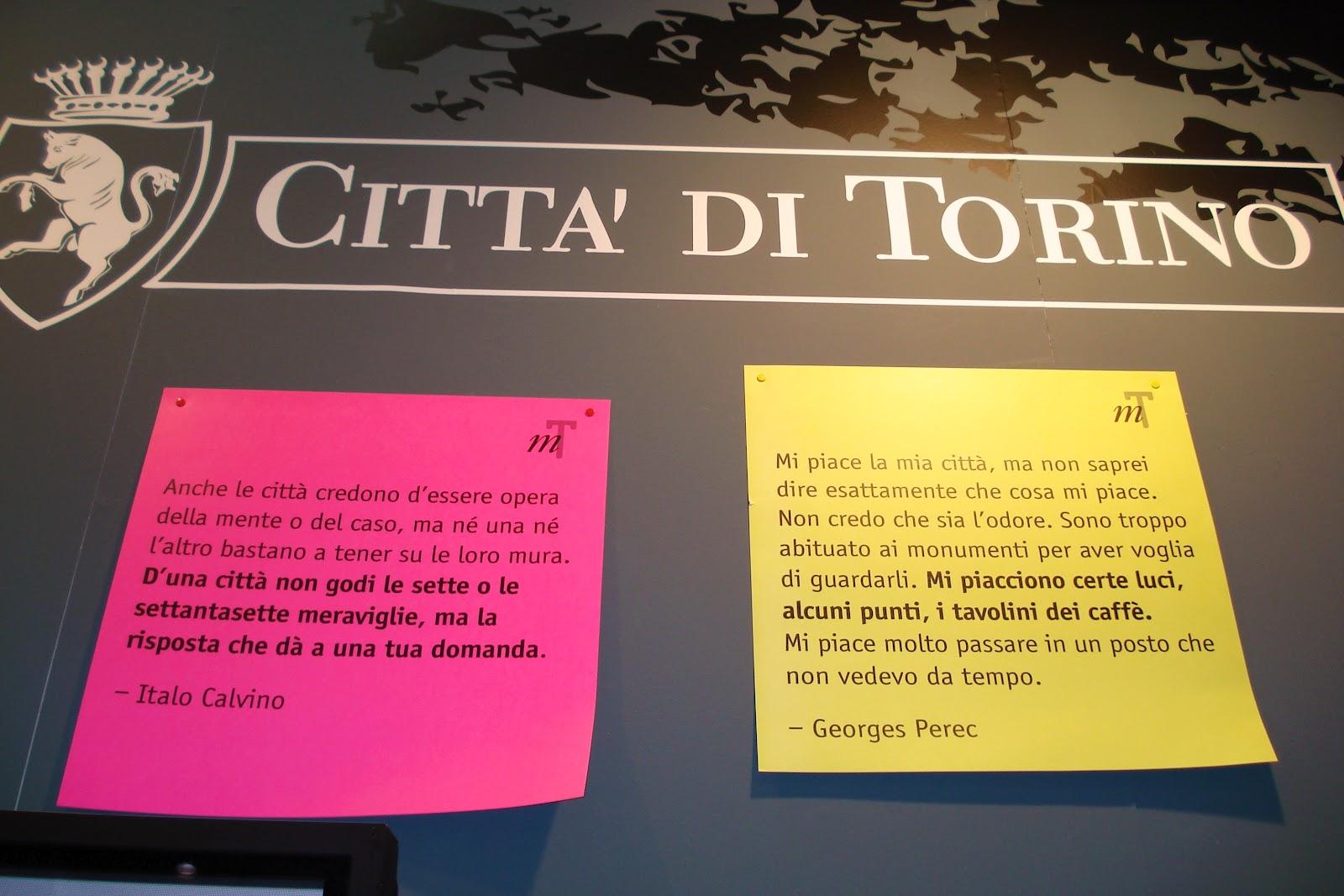 Torino E Dillo Con Un Post It Taurinews Blog Di Torino