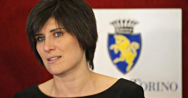 la sindaca Chiara Appendino