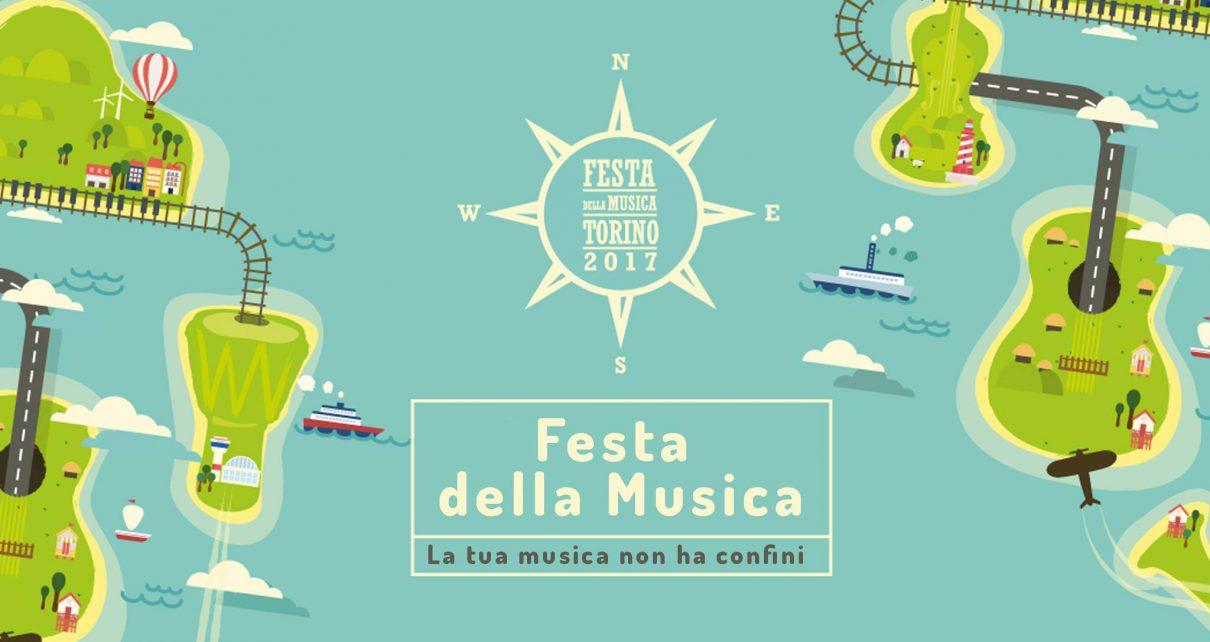 Festa della musica Torino 2017