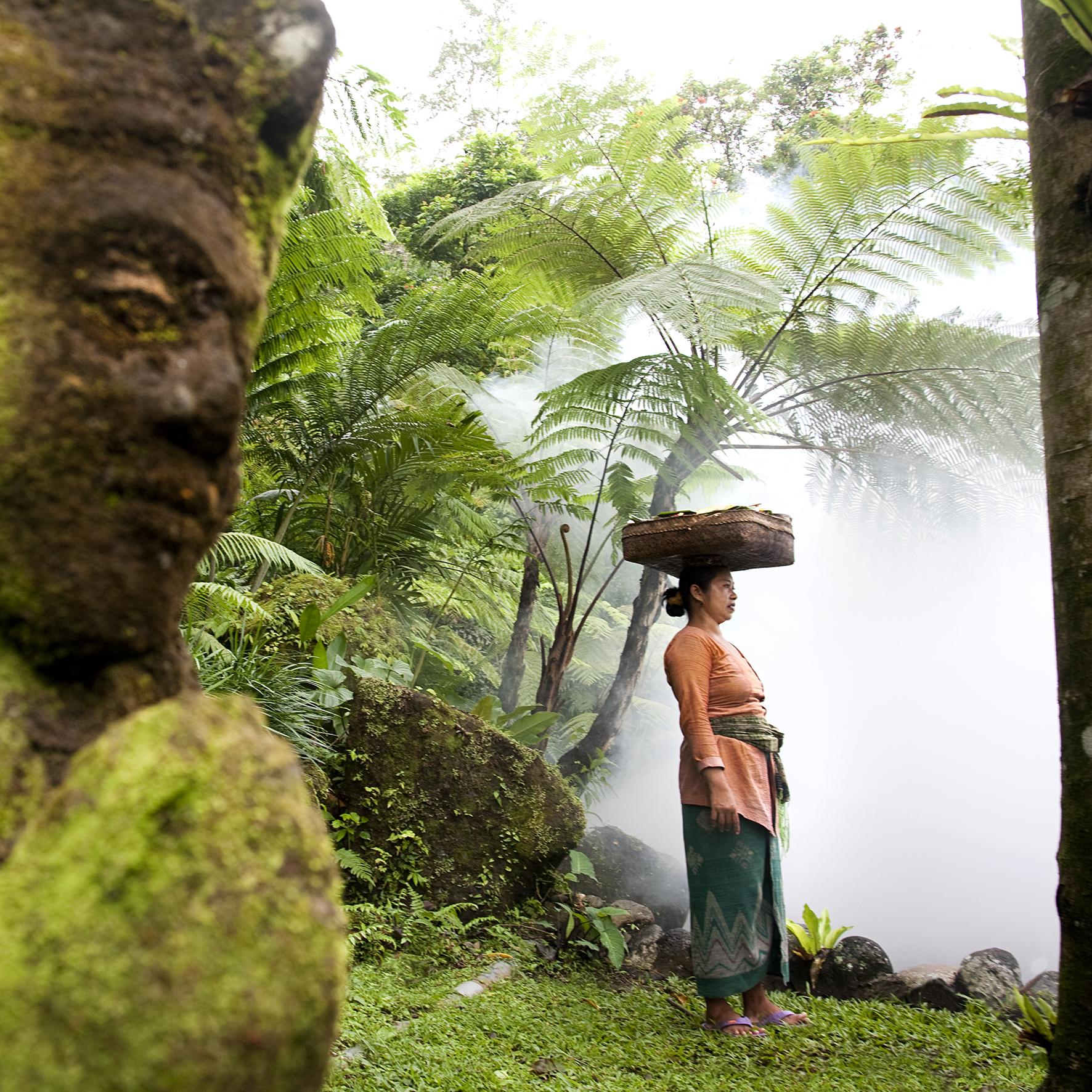 Women in Bali foto 1