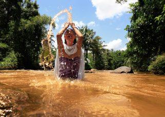 Women in Bali foto 2
