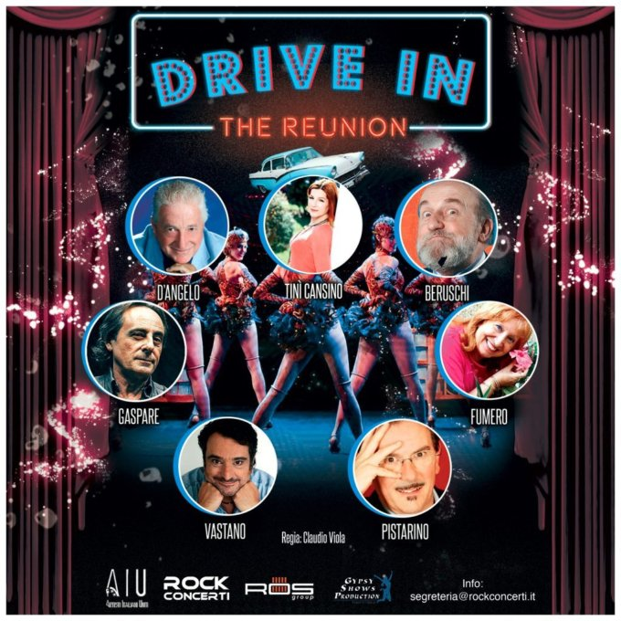 DRIVE IN 2017