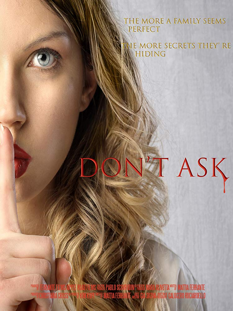 film Don't ask di Mattia Ferrante