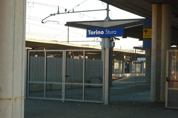Torino Stura - stazione di Torino nord
