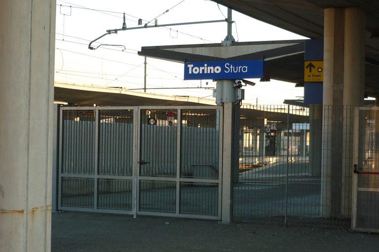 Torino Stura: la stazione dimenticata