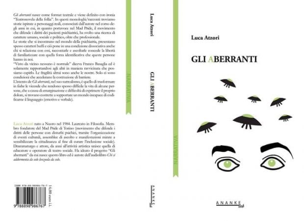 libro Gli Aberranti | Luca Atzori