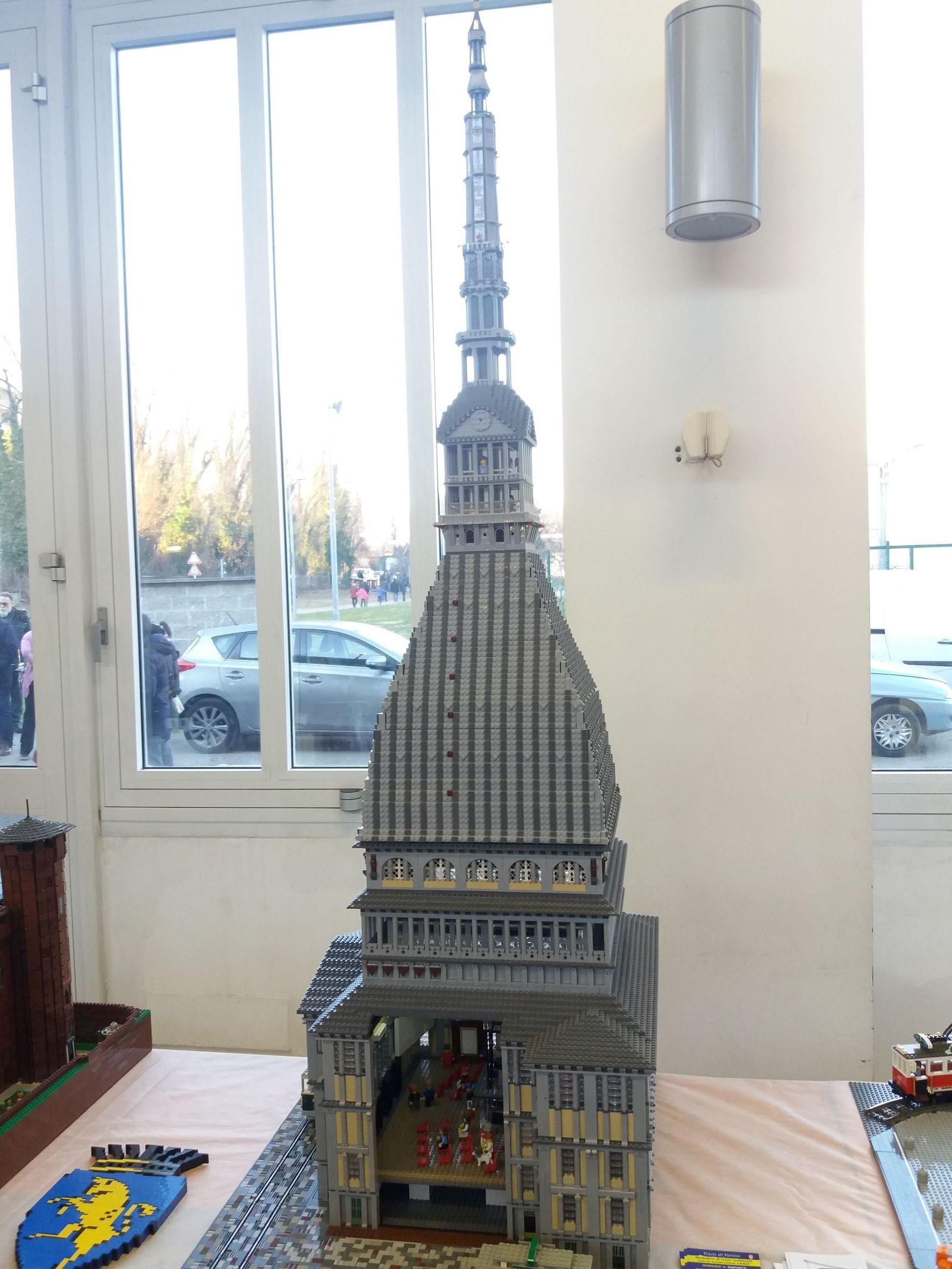Mole Antonelliana di Lego