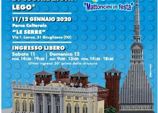 locandina dell'evento Mattoncini in festa | Torino di Lego